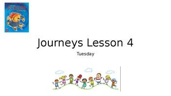 Journeys Lesson 4 Letter Mm Day 2