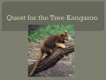 Journeys Lesson 5-6 Tree Kangaroo Vocabulary Powerpoint