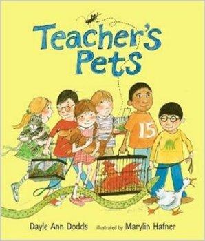 Journeys Lesson 5: Review of Teacher's Pets