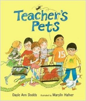 Journeys Lesson 5: Review of Teacher's Pets