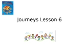 Journeys Lesson 6 Letter Aa Day 1