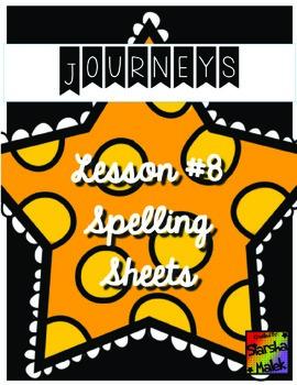 Journeys Lesson 8