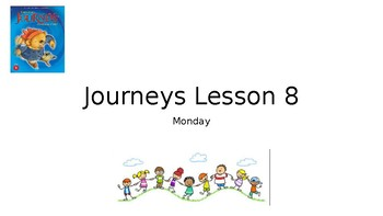 Journeys Lesson 8 Letter C Day 1 by Kimberley Guy | TpT