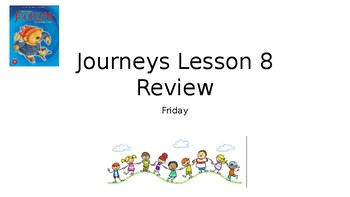 Journeys Lesson 8 Letter C Day 5 (Review)