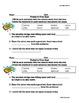 Journeys Lesson 9 3rd Grade Activities