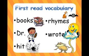 Journey's 1st Grade Lesson 9, Dr. S