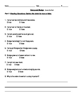 This is a photo of Magic 2nd Grade Assessment Test Printable
