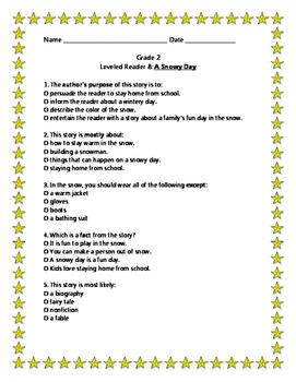 Journeys: Leveled Books Grade 2 Lessons 8-10