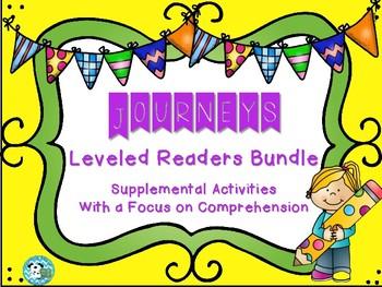 Journeys Leveled Reader Practice Bundle