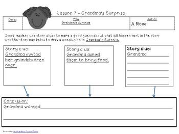 Journeys Leveled Reader Resource- Below Level
