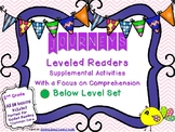 Journeys Leveled Reader Resource- Below Level