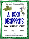 Journeys®  Literacy Activities - A Boat Disappears - Grade 1