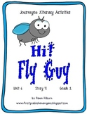 Journeys® Literacy Activities - Hi! Fly Guy - Grade 1