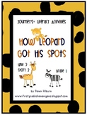 Journeys®  Literacy Activities -How Leopard Got His Spots- Grade 1