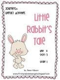 Journeys®  Literacy Activities - Little Rabbit's Tale - Grade 1