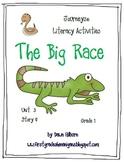 Journeys®  Literacy Activities - The Big Race- Grade 1
