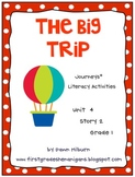 Journeys®  Literacy Activities - The Big Trip - Grade 1
