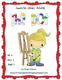 Journeys®  Literacy Activities - The Dot - Grade 1