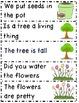 Journeys® Literacy Activities - The Garden - Grade 1
