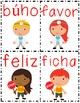 Journeys® Lucia's Neighborhood *SPANISH* Literacy Activities - Grade 1