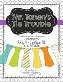 Journeys: Mr. Tanen's Tie Trouble (Unit 4, Lesson 16)