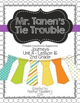 Journeys: Mr. Tanen's Tie Trouble (Unit 4, Lesson 16)