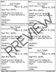 Journeys- My Family Exit Tickets