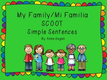 Journeys: My Family, Mi Family SCOOT
