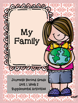 Journeys: My Family (Unit 1, Lesson 2)