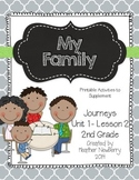 Journeys: My Family (Unit 1, Lesson 2)