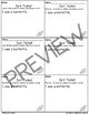 Journeys-My Name is Gabriela Exit Tickets