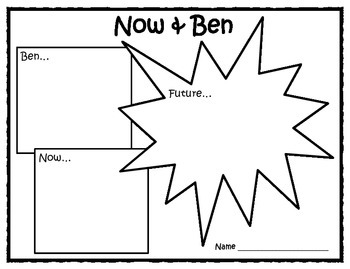 Journeys - Now and Ben - Compare & Contrast