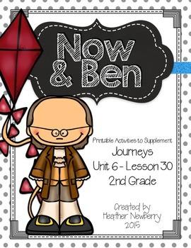 Journeys: Now and Ben (Unit 6, Lesson 30)