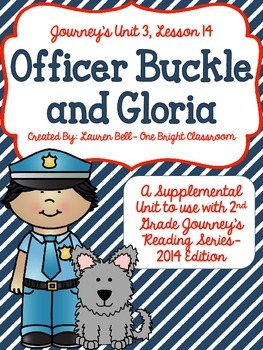 Journeys- Officer Buckle and Gloria Supplemental Unit {Uni