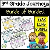 Journeys 3rd Grade Bundle of Bundles