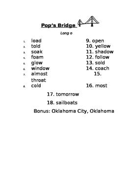 Journeys Pop's Bridge