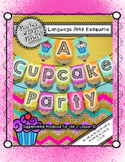 Journeys  First Grade A Cupcake Party