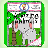 Journeys  1st GradeAmazing Animals