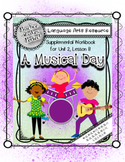 Journeys First  Grade A Musical Day