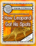 Journeys How Leopard Got his Spots