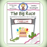 Journeys 1st Grade The Big Race