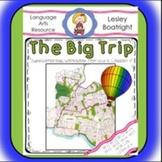 Journeys  1st Grade The Big Trip