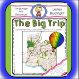 Journeys  1st Grade The Big Trip