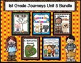 Journeys 1st Grade Bundle Unit 5