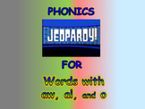 "Journeys 2nd Lesson 25 Jeopardy Phonics PPT for ""From Seed to Plant"""
