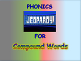 "Journeys 2nd Lesson 15 Jeopardy Phonics PPT for ""Officer Buckle and Gloria"""