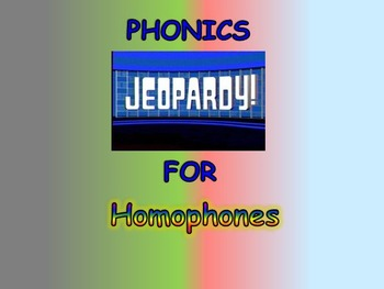 """Journeys 2nd Lesson 22 Phonics Jeopardy PPT for """"Gloria Who Might...Best Friend"""""""