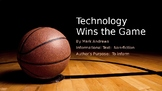 Journeys Reading Book 1  Technology Wins the Game Vocabula