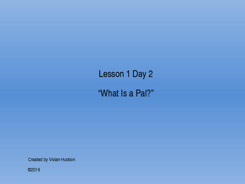 Journeys Reading First Grade U1 Les1 Day 2 Powerpoint