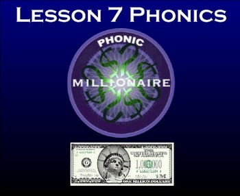 Journeys Reading Lesson 7 Grade 2 Phonics Review Milliaonaire Game